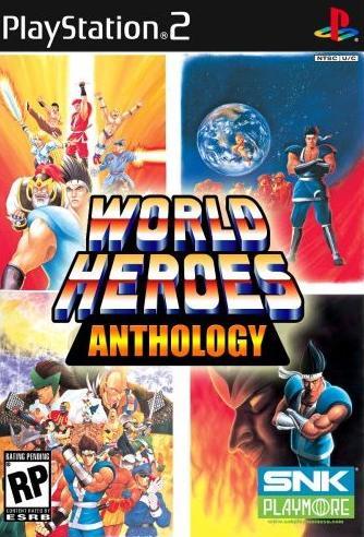 Descargar World Heroes Anthology [English] por Torrent
